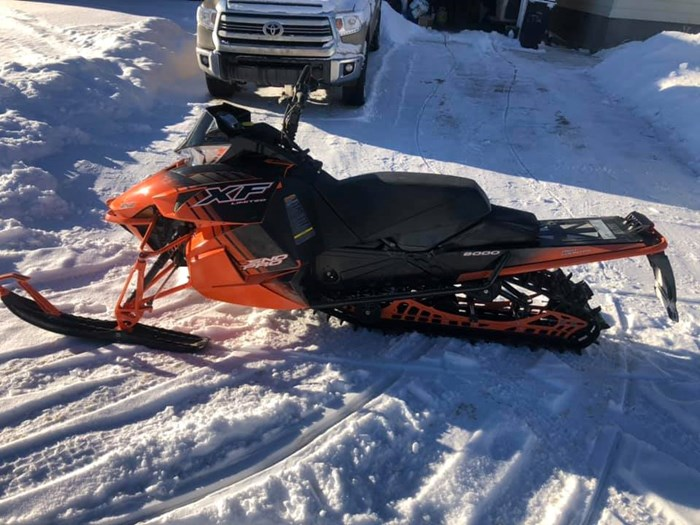 2014 Arctic Cat High Country Limited Photo 1 of 4