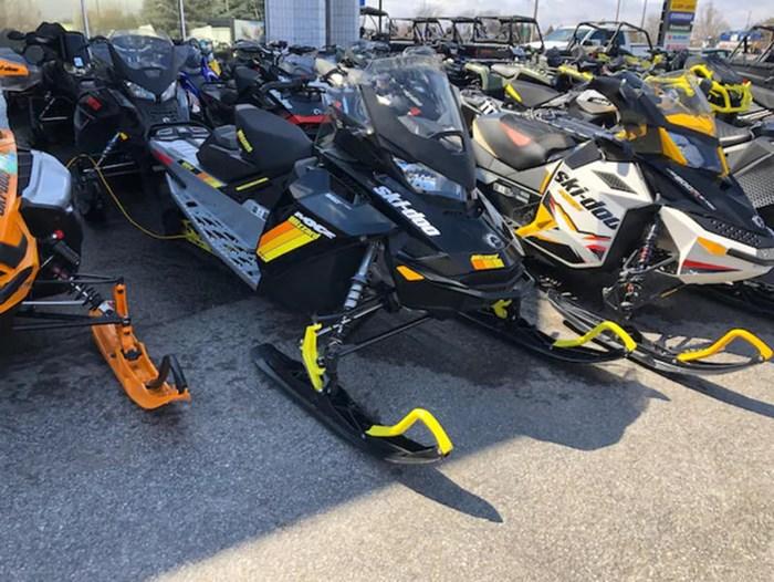 2018 Ski-Doo MXZ® Blizzard Ice Ripper XT 1.25 Rotax® Photo 6 of 15