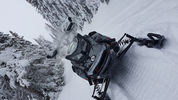 2018 Ski-Doo Renegade xrs Photo 1 of 5