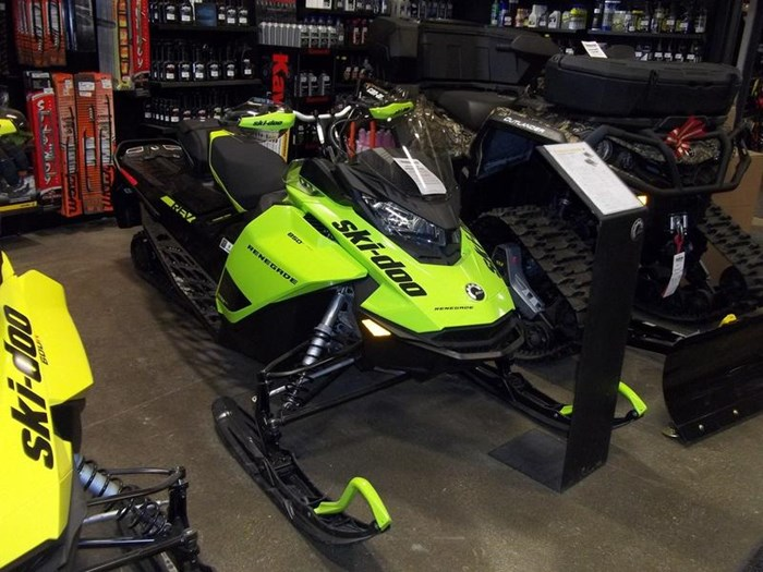 2020 Ski-Doo Renegade® Adrenaline Rotax® 850 E-TEC® M Photo 1 of 3