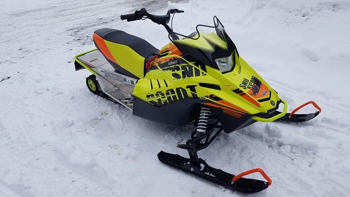 2020 Yamaha SNOWSCOOT ES/ SXR2NELY Photo 1 of 2