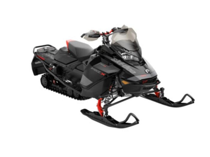 2020 Ski-Doo MXZ X 850 E-TEC E.S. w/ Adj. Pkg, Ice Ri Photo 1 of 4