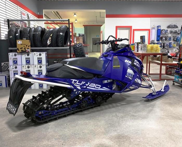 2019 Yamaha Sidewinder X-TX LE 141 Photo 1 of 6
