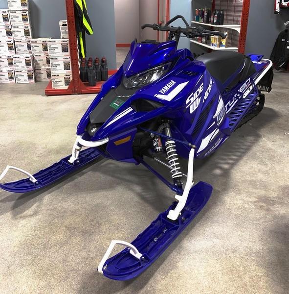 2019 Yamaha Sidewinder X-TX LE 141 Photo 4 of 6