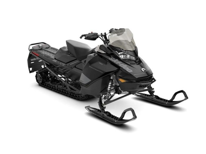 2020 Ski-Doo Backcountry™ Rotax® 850 E-TEC® Black Photo 1 sur 1
