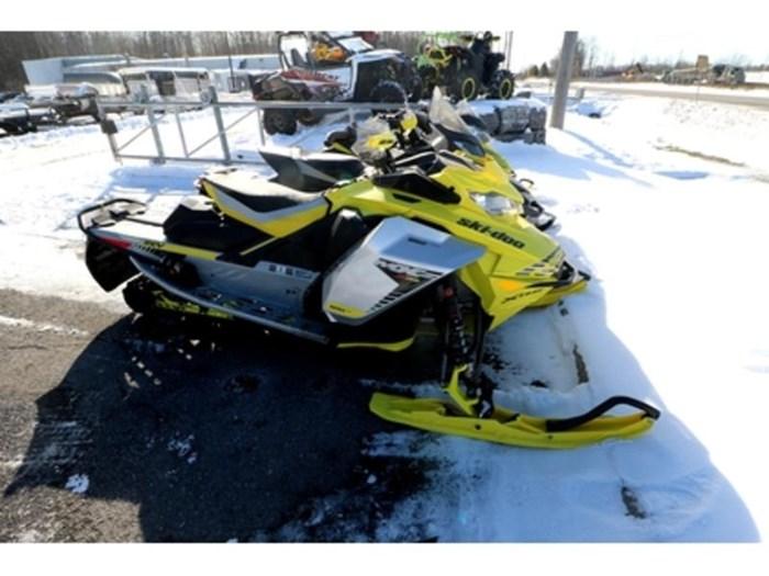 2019 Ski-Doo MXZ X-RS 850 E-TEC E.S. w/ Adj. Pkg, Ice Photo 1 of 9