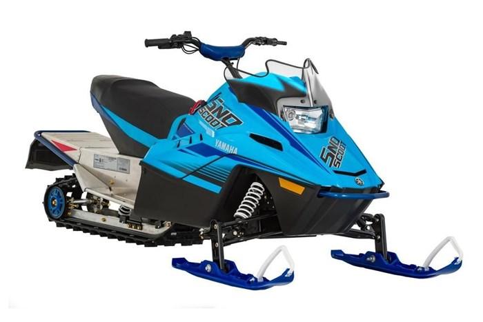 2020 Yamaha SNOWSCOOT ES Photo 1 of 2