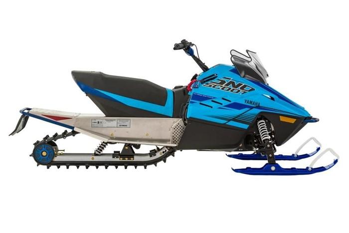 2020 Yamaha SNOWSCOOT ES Photo 2 of 2