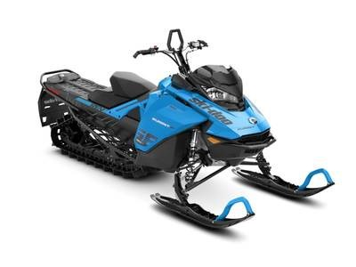 2020 Ski-Doo Summit® SP Rotax® 850R E-TEC® 154 SS Pow Photo 1 of 1