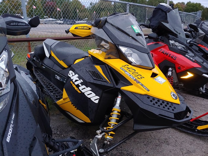 2012 Ski-Doo MXZ TNT 800 Photo 1 of 5
