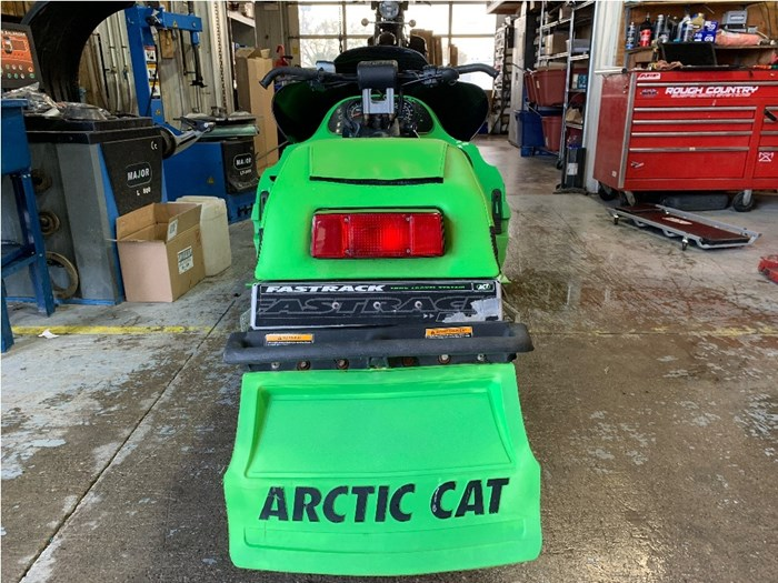 2003 Arctic Cat ZR900 Photo 5 of 8