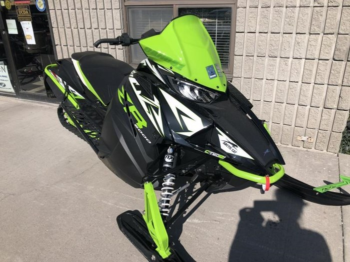 2018 Arctic Cat ZR 6000 ES (137) Photo 1 sur 4