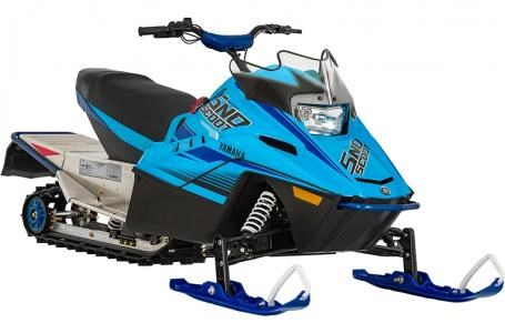 2020 Yamaha Snoscoot ES - SXR2NELL Photo 1 of 19