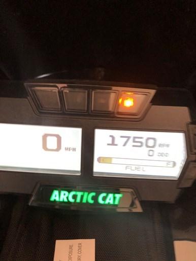 2020 Arctic Cat ZR 8000 LTD Photo 2 of 7
