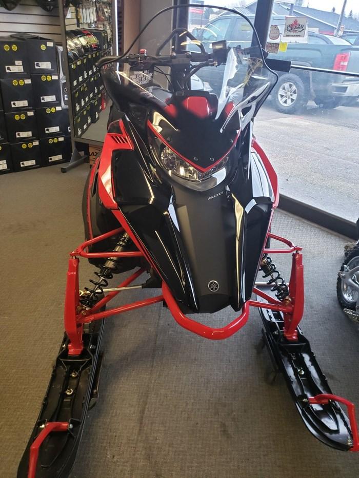 2020 Yamaha TRANSPORTER 600 Photo 2 of 18