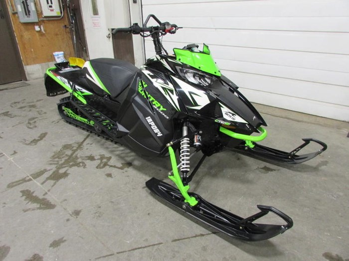 2018 Arctic Cat XF 8000 High Country Limited ES (141) Photo 2 sur 5