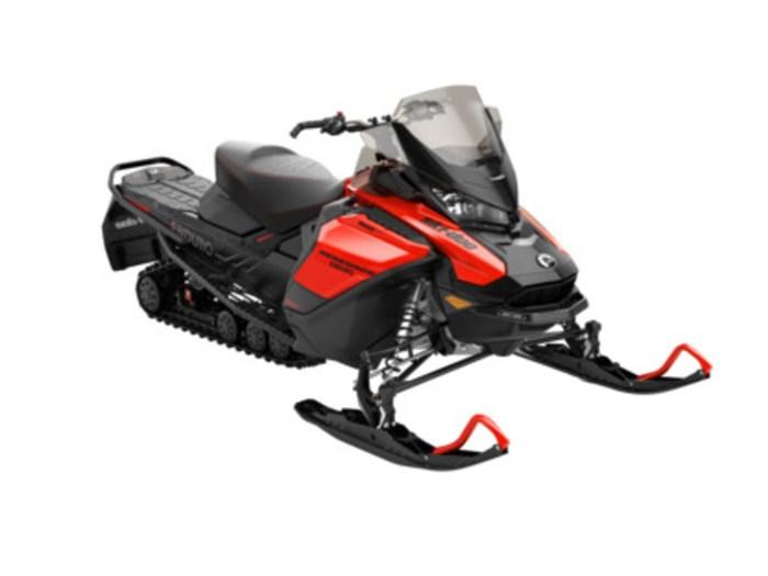 2020 Ski-Doo Renegade Enduro 600R E-TEC E.S. Ice Ripp Photo 1 of 4