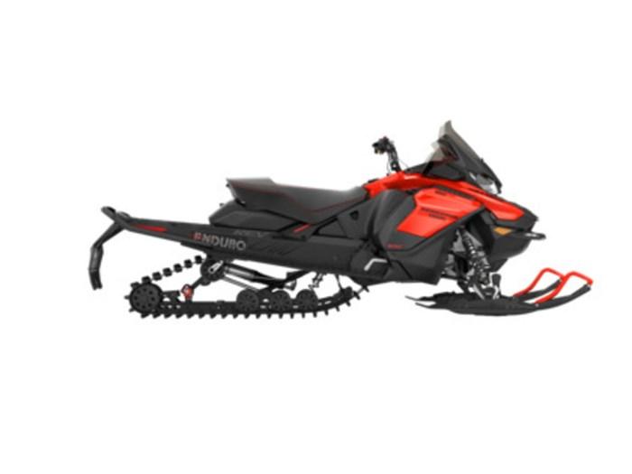 2020 Ski-Doo Renegade Enduro 600R E-TEC E.S. Ice Ripp Photo 2 of 4