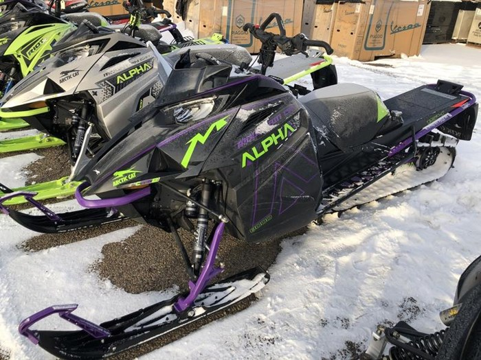 2019 Arctic Cat M 8000 Mountain Cat Alpha ONE 154 Photo 1 of 2
