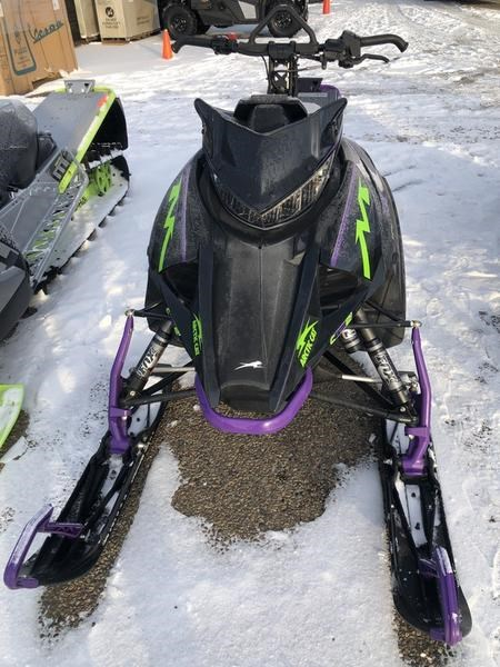 2019 Arctic Cat M 8000 Mountain Cat Alpha ONE 154 Photo 2 of 2