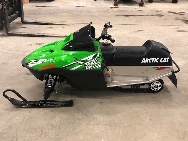 2014 Yamaha ARCTIC CAT ZR120 Photo 3 sur 3