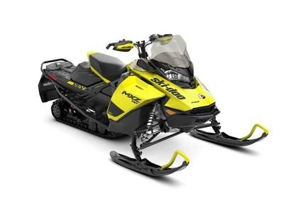 2020 Ski-Doo MXZ® TNT® Rotax® 600R E-TEC® Ice Ripper Photo 1 of 1