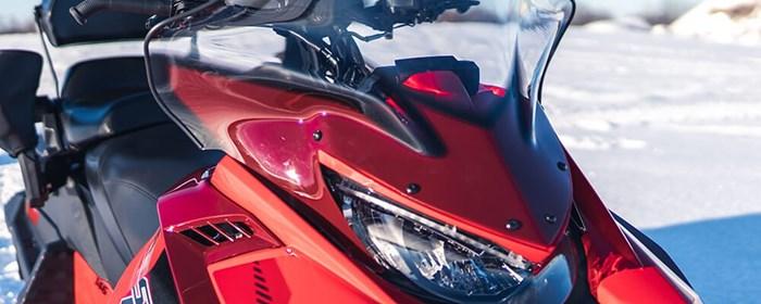 2020 Yamaha Sidewinder S-TX GT Photo 6 of 14