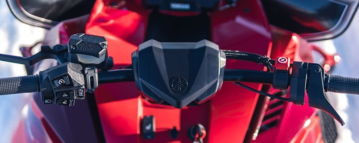 2020 Yamaha Sidewinder S-TX GT Photo 9 of 14