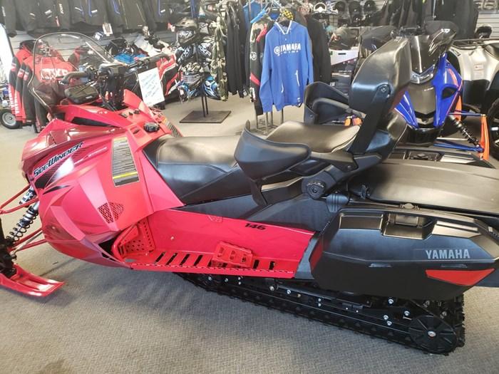 2020 Yamaha Sidewinder S-TX GT Photo 1 of 14