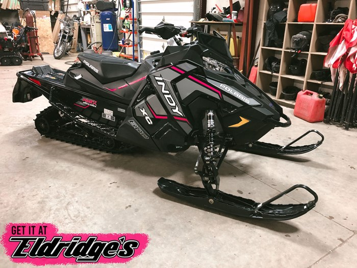 2020 Polaris 600 Indy® XC® 129 Photo 1 of 3