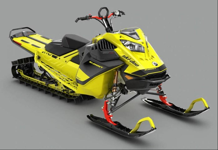 2020 Ski-Doo Summit® 850 E-TEC® Turbo Photo 2 of 3