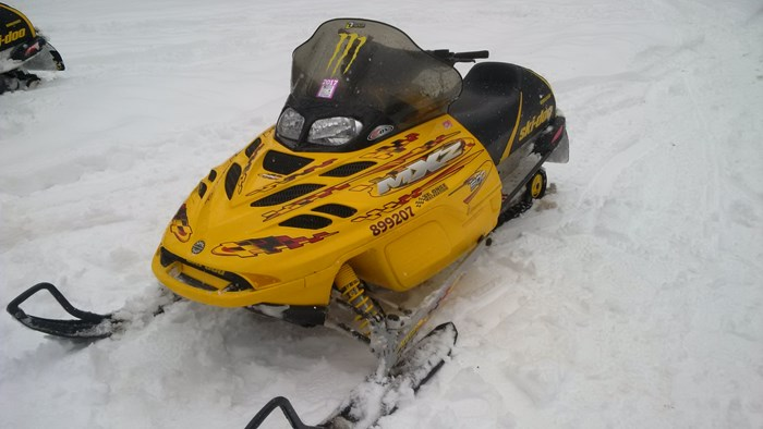 2002 Ski-Doo Mxz Photo 1 sur 1