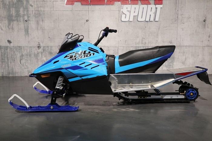 2020 Yamaha SnoScoot ES Photo 3 of 11