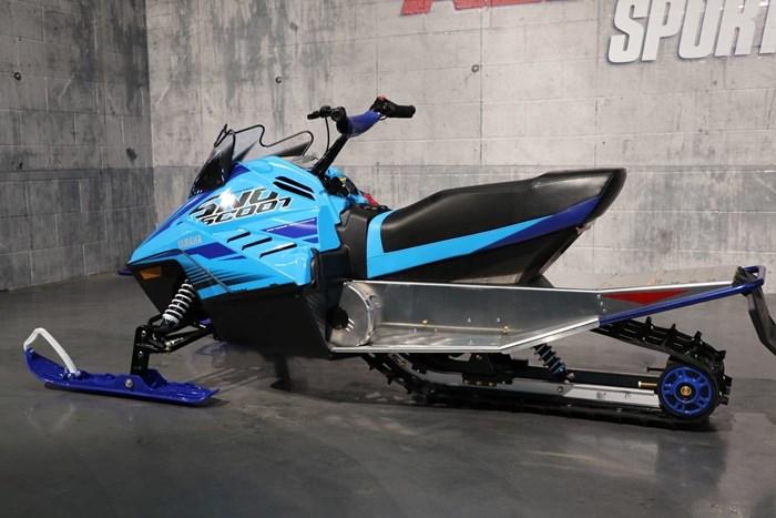 2020 Yamaha SnoScoot ES Photo 4 of 11