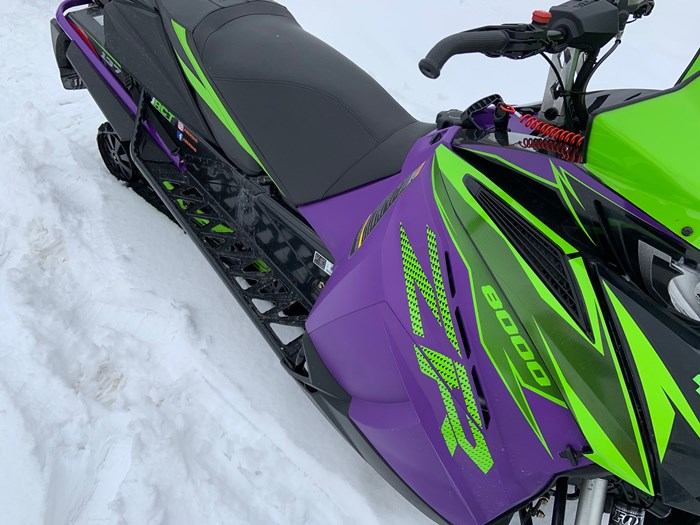 2019 Arctic Cat ZR 8000 Limited Edition Photo 5 of 14