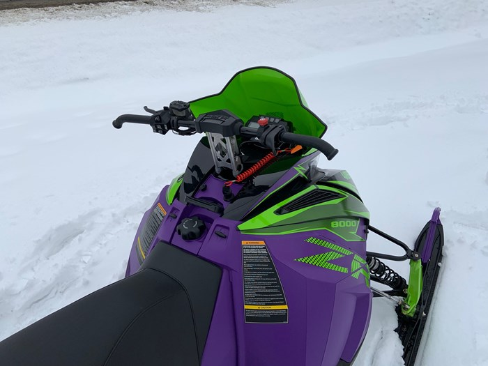 2019 Arctic Cat ZR 8000 Limited Edition Photo 6 of 14