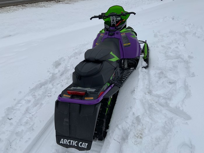 2019 Arctic Cat ZR 8000 Limited Edition Photo 7 of 14