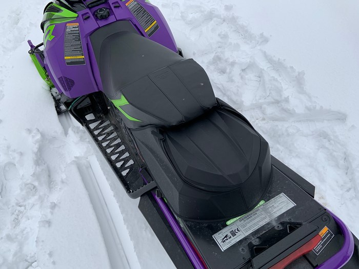 2019 Arctic Cat ZR 8000 Limited Edition Photo 8 of 14
