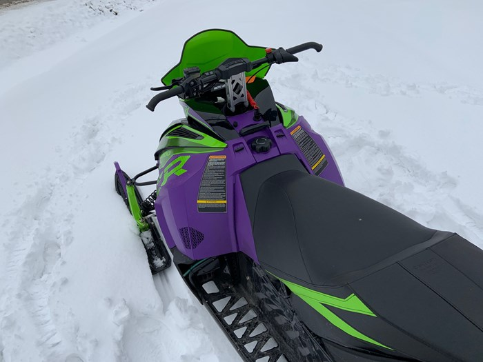 2019 Arctic Cat ZR 8000 Limited Edition Photo 10 of 14
