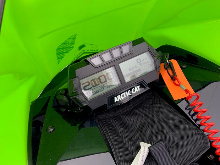 2019 Arctic Cat ZR 8000 Limited Edition Photo 12 of 14