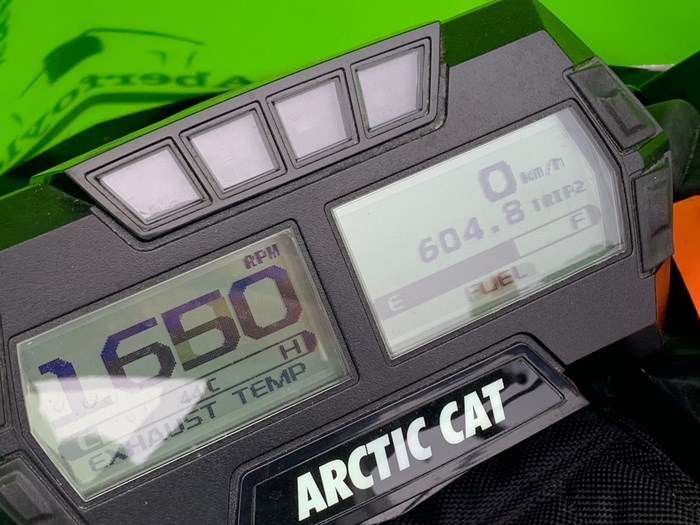 2019 Arctic Cat ZR 8000 Limited Edition Photo 13 of 14