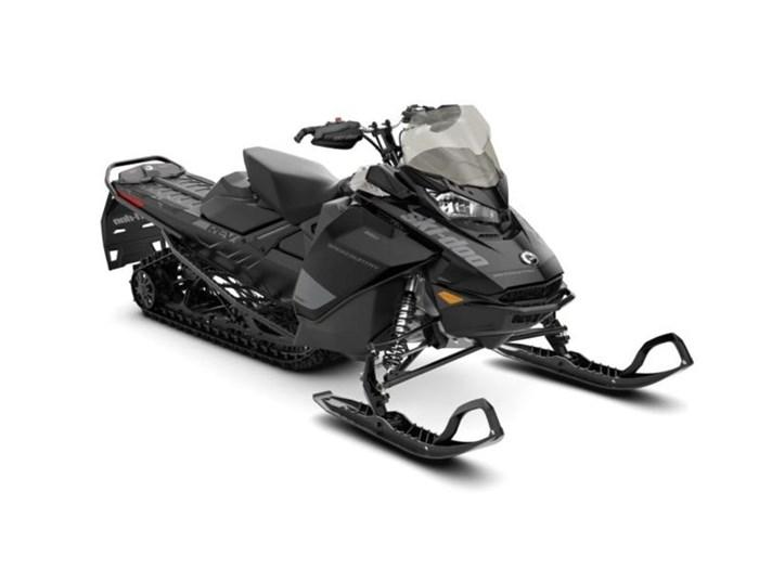 2020 Ski-Doo Backcountry™ Rotax® 850 E-TEC® Black Photo 1 of 1