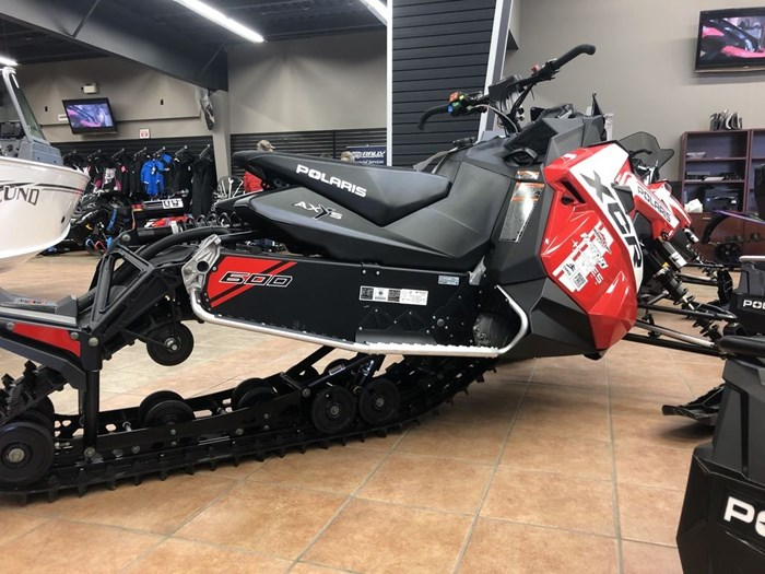 2018 Polaris 600 SWITCHBACK XCR SNOWCHECK SELECT Photo 2 of 9