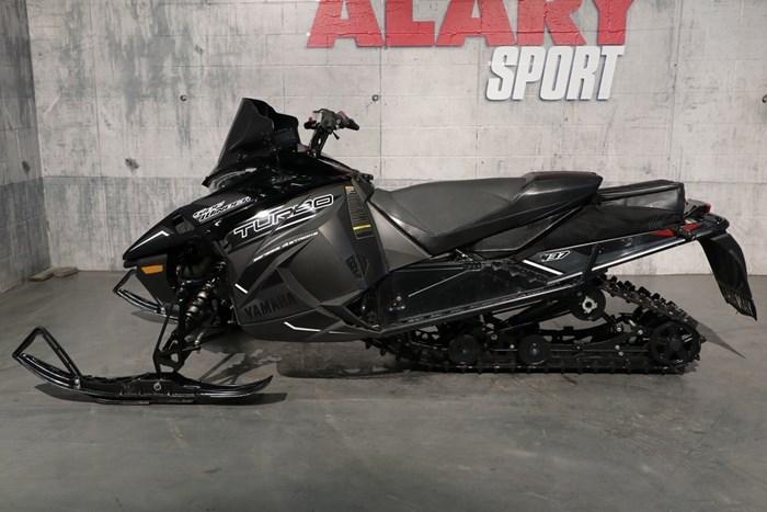2018 Yamaha Sidewinder L-TX DX Photo 3 of 13