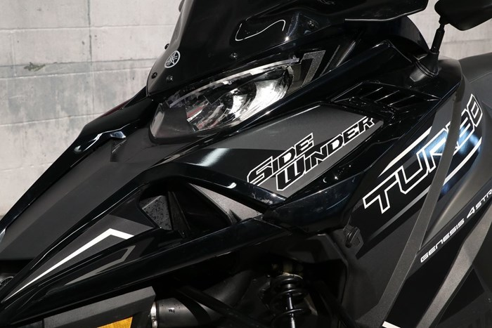 2018 Yamaha Sidewinder L-TX DX Photo 11 of 13