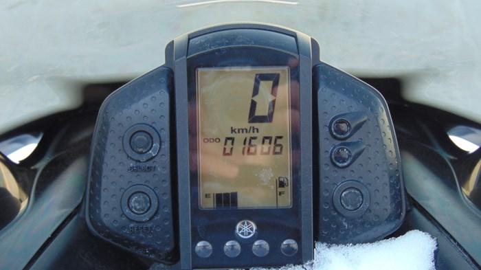 2010 Yamaha FX NITRO M-TX-1000 Photo 4 of 7