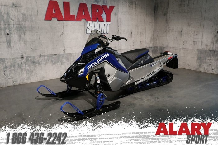 2021 Polaris 650 SWITCHBACK ASSAULT 146 MATRYX SNOWCHECK SELECT Photo 1 of 11
