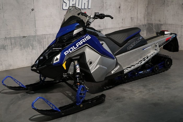 2021 Polaris 650 SWITCHBACK ASSAULT 146 MATRYX SNOWCHECK SELECT Photo 2 of 11
