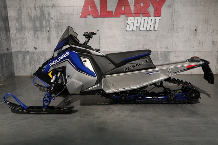 2021 Polaris 650 SWITCHBACK ASSAULT 146 MATRYX SNOWCHECK SELECT Photo 3 of 11