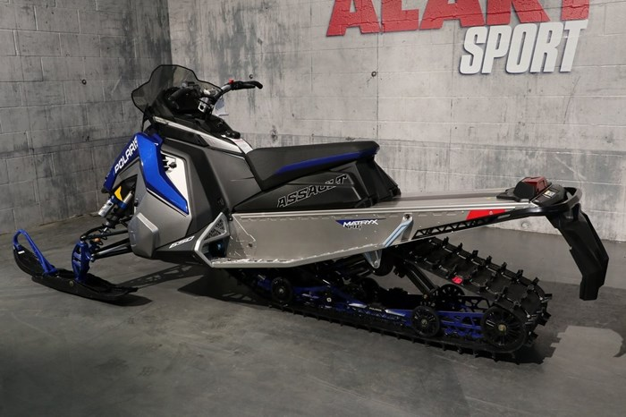 2021 Polaris 650 SWITCHBACK ASSAULT 146 MATRYX SNOWCHECK SELECT Photo 4 of 11